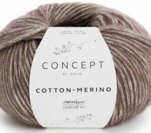 Katia Cotton-Merino Farbe 105