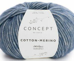 Katia Cotton Merino Farbe 115