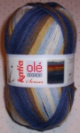 Katia-Olé Socks-Senses 4000