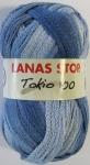 Lanas Stop Tokio 100 - Rüschengarn - Fb.245