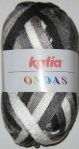 Katia Ondas - Rüschengarn - Farbe 78