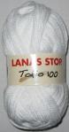 Lanas Stop Tokio 100 - Rüschengarn - Fb.000