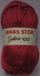 Lanas Stop Tokio 100 - Rüschengarn - Fb.824