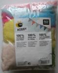 100% Schafwolle zum Filzen Mix 2