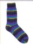 Lanas Stop Sockenwolle Iris Socks 4-fädig Fb. 255