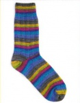 Lanas Stop Sockenwolle Iris Socks 4-fädig Fb. 257