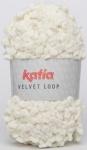 Katia Velvet Loop Farbe 100