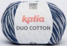 Katia Duo Cotton Farbe 55