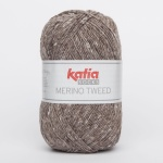 Katia Merino Tweed Socks Farbe 50