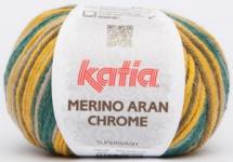 Katia Merino Aran Chrome Farbe 255
