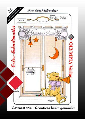 Schnittmuster Dekofenster gr0212